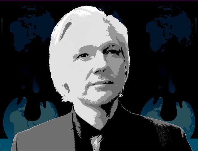 Quand l'arrestation de Julien Assange entraîne une vague de cyberattaques contre le Royaume-Uni et l'Équateur