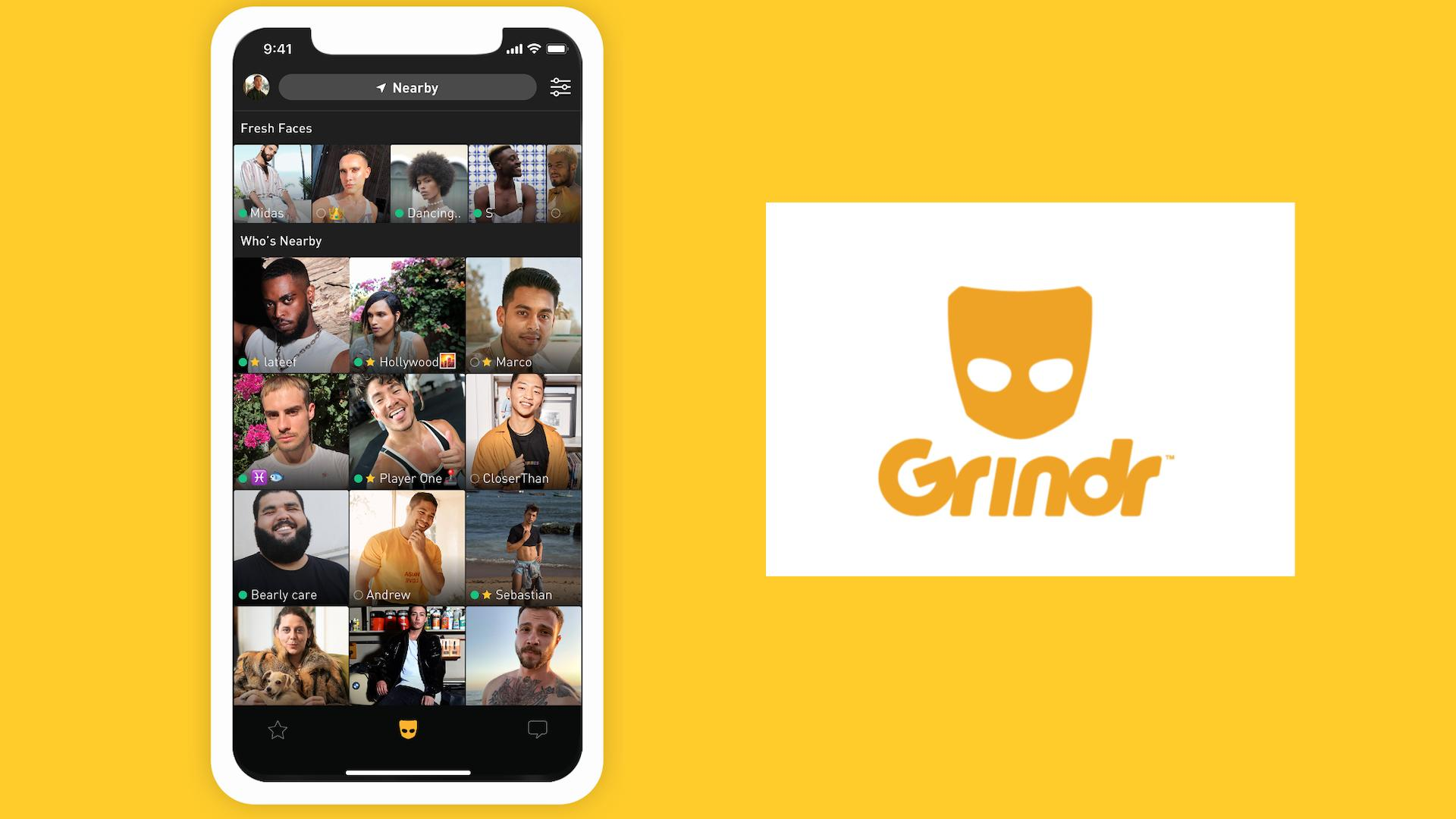 Fresh grindr what faces is Fresh Faces